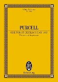 Ode zum St. Cecilia's Day 1683 - Henry Purcell