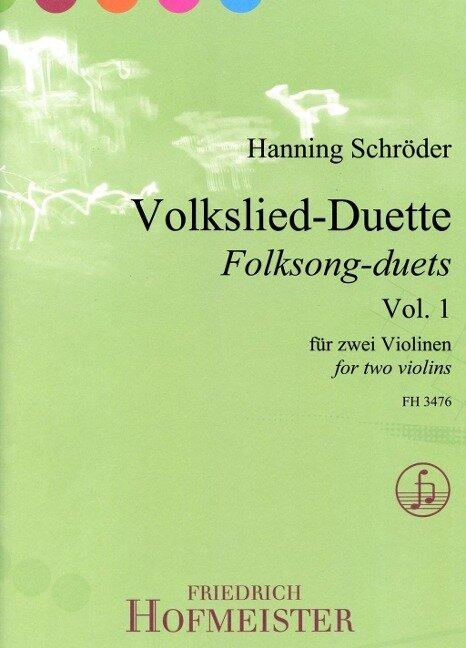Volkslied-Duette -