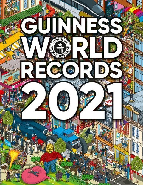 Guinness World Records 2021 -