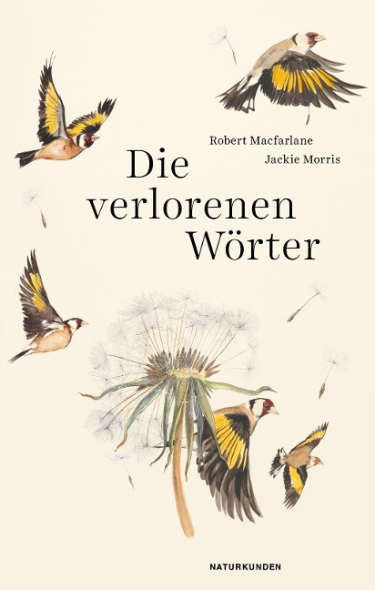 Die verlorenen Wörter - Robert Macfarlane