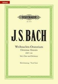 Weihnachts-Oratorium BWV 248 / URTEXT - Johann Sebastian Bach