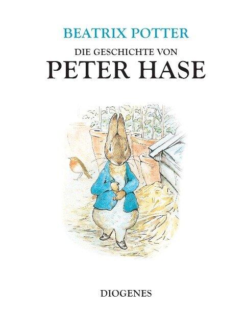 Die Geschichte von Peter Hase - Beatrix Potter