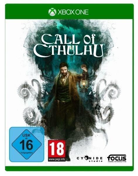 Call Of Cthulhu (XBox ONE) -
