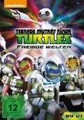 Teenage Mutant Ninja Turtles - Fremde Welten -