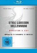 Stieg Larsson Millennium Trilogie - Nikolaj Arcel, Rasmus Heisterberg, Stieg Larsson, Jonas Frykberg, Ulf Ryberg
