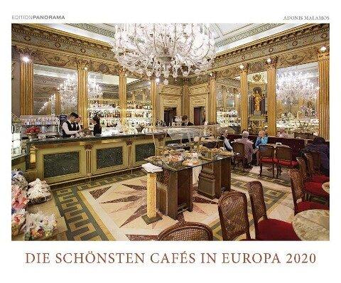 Die schönsten Cafès in Europa 2020 -
