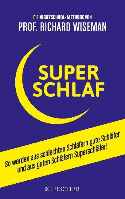 SUPERSCHLAF - Richard Wiseman