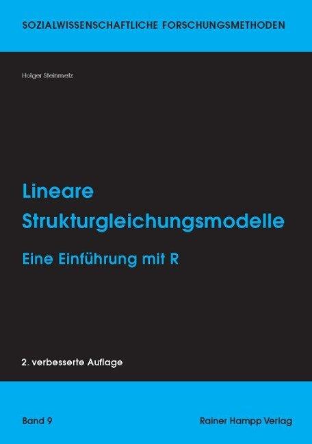 Lineare Strukturgleichungsmodelle - Holger Steinmetz