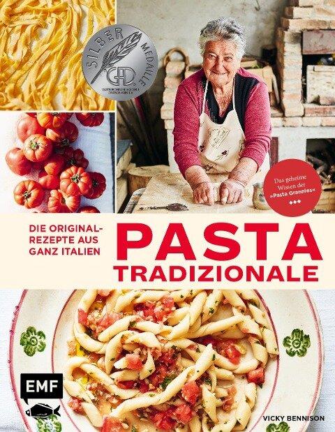 Pasta Tradizionale - Die Originalrezepte aus ganz Italien - Vicky Bennison