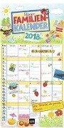 Kohwagner - Unser Familienkalender 2018 -