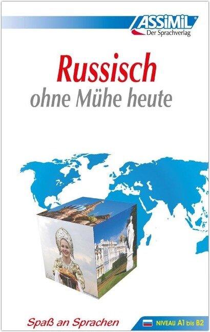 Assimil. Russisch ohne Mühe heute - Vladimir Dronov, Vladimir Matchabelli