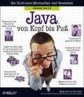 Java von Kopf bis Fuß - Kathy Sierra, Bert Bates