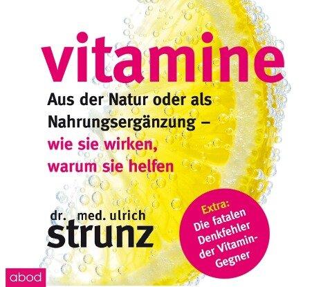 Vitamine - Ulrich Strunz