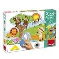 Goula Puzzle Formen 19-teilig -