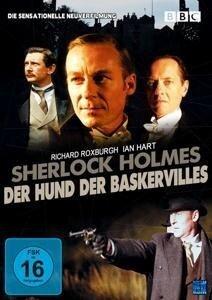 Sherlock Holmes - Der Hund der Baskervilles. DVD -