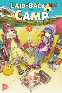 Laid-back Camp 1 - Afro