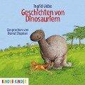 Geschichten von Dinosauriern - Ingrid Uebe