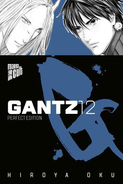 GANTZ 12 - Hiroya Oku