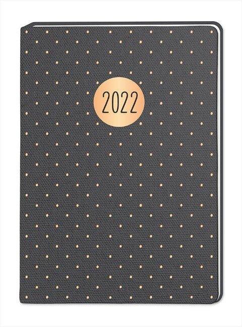 "Terminplaner NatureArt ""Punkte"" 2022 -"