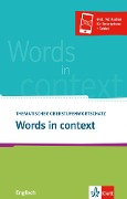 Words in Context -