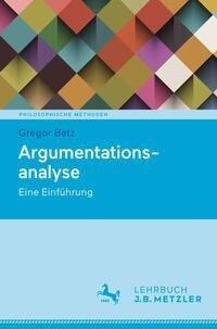 Argumentationsanalyse - Gregor Betz