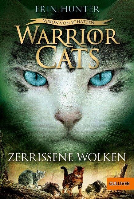 Warrior Cats - Vision von Schatten. Zerrissene Wolken - Erin Hunter
