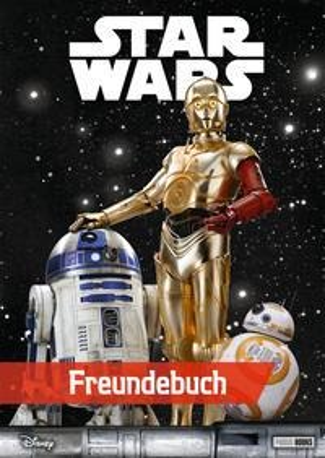 Star Wars Freundebuch: Meine Freunde -
