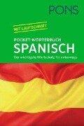 PONS Pocket-Wörterbuch Spanisch -