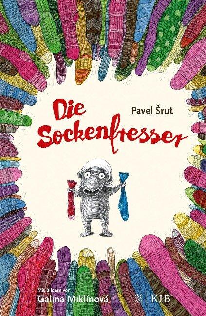 Die Sockenfresser - Pavel Srut