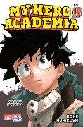 My Hero Academia 15 - Kohei Horikoshi