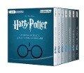 Harry Potter - Die Gesamtausgabe - gelesen von Felix von Manteuffel - Joanne K. Rowling