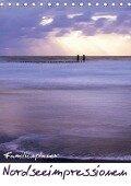 Nordseeimpressionen (Tischkalender 2018 DIN A5 hoch) - Lydia Weih