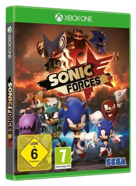 Sonic Forces (XBox ONE) -