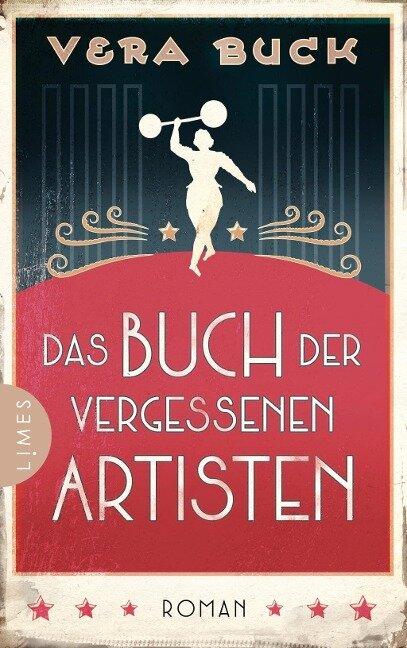 Das Buch der vergessenen Artisten - Vera Buck