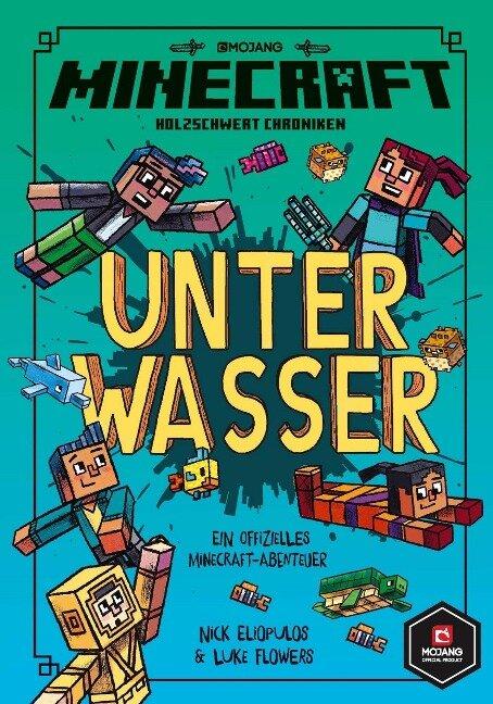 Minecraft, Unter Wasser - Nick Eliopulos