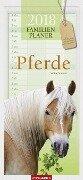Familienplaner Pferde - Kalender 2018 -