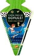 Schultüten-Kratzelbuch - Fußballfreunde - Hurra, endlich Schule! -