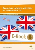 Grammar tandem activities mit Selbstkontrolle 7-8 - Jennifer Kriebitzsch-Neuburg