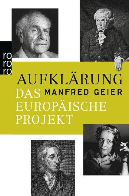 Aufklärung - Manfred Geier