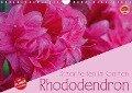 Rhododendron Schönheiten im Garten (Wandkalender 2018 DIN A4 quer) Dieser erfolgreiche Kalender wurde dieses Jahr mit gleichen Bildern und aktualisiertem Kalendarium wiederveröffentlicht. - Martina Cross