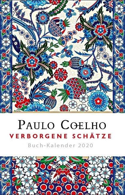 Verborgene Schätze - Buch-Kalender 2020 - Paulo Coelho