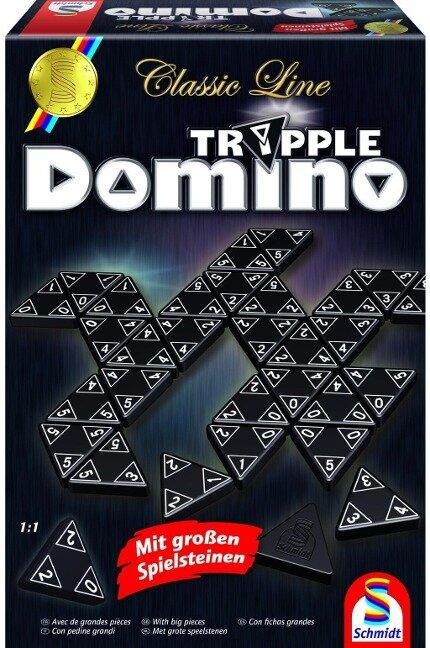 Tripple-Domino. Classic Line -
