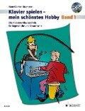 Klavierspielen - mein schönstes Hobby 1. Mit CD - Hans-Günter Heumann