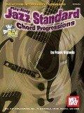 Play-Along Jazz Standard Chord Progressions - Frank Vignola