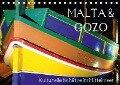 MALTA & GOZO - Kulturelle Schätze im Mittelmeer (Tischkalender 2018 DIN A5 quer) Dieser erfolgreiche Kalender wurde dieses Jahr mit gleichen Bildern und aktualisiertem Kalendarium wiederveröffentlicht. - Rabea Albilt