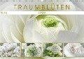 Traumblüten in Weiß (Wandkalender 2018 DIN A3 quer) Dieser erfolgreiche Kalender wurde dieses Jahr mit gleichen Bildern und aktualisiertem Kalendarium wiederveröffentlicht. - Martina Cross