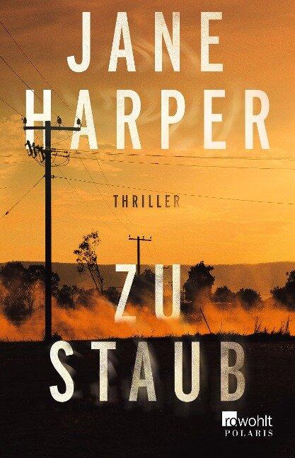 Zu Staub - Jane Harper