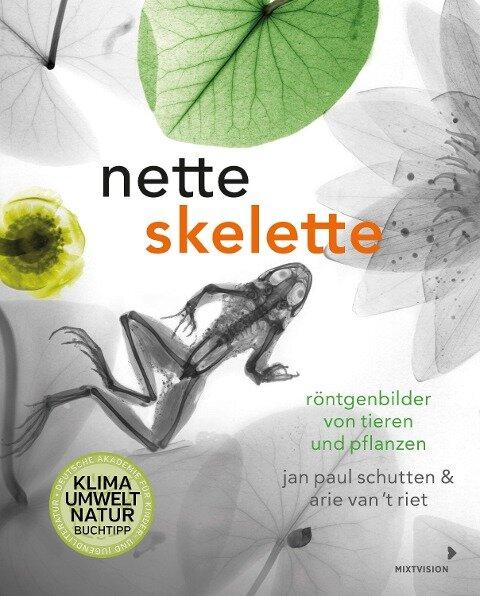 Nette Skelette - Jan Paul Schutten