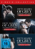 Fifty Shades of Grey - 3 Movie - Collection - Kelly Marcel / Niall Leonard / E. L. James, Niall Leonard, Danny Elfman / Danny Elfman / Danny Elfman