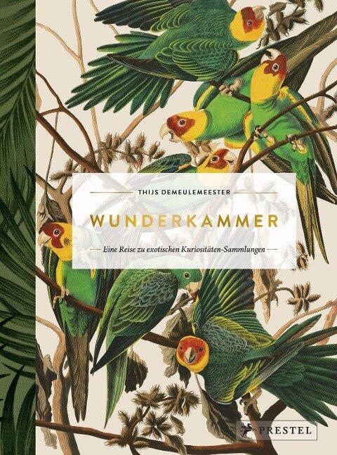 Wunderkammer - Thijs Demeulemeester